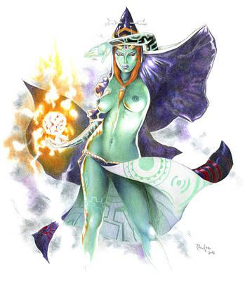 Cool Legend Of Zelda Drawings