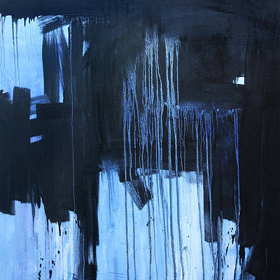 Painting - Midnight C2015 by Paul Ashby