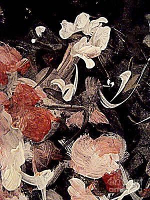 Digital Art - Midnight Flowers 2 by Nancy Kane Chapman