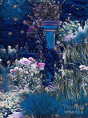Photograph - Midnight Garden by Deniece Platt