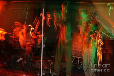 Photograph - Midnight Jazz by Neal Eslinger