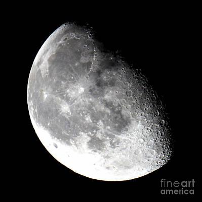 Photograph - Midnight Moon 5-9-15 by Kip Vidrine