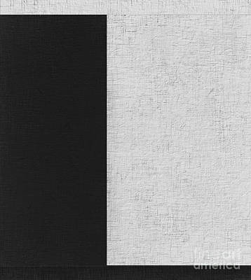 Negro Art Mixed Media - Midnight Moon No.3 by Violeta Bocage