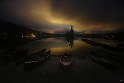 Photograph - Midnight On Winona by John Meader