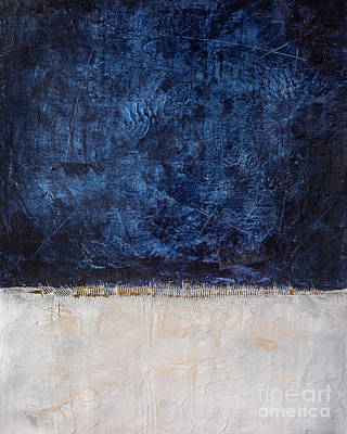 Painting - Midnight by Susan Cole Kelly Impressions