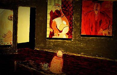 Midnight With Pablo Original by Bill OConnor