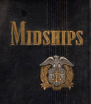 Photograph - Midships Summer 1944 by rd Erickson