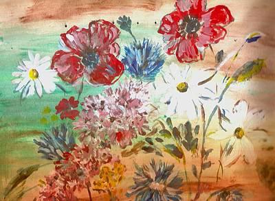 Midsummer Delight Art Print