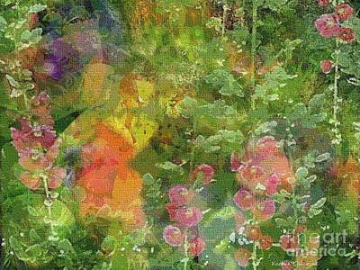Photograph - Midsummer Mix by Kathie Chicoine