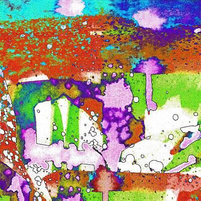 Midsummer Series 2 Art Print