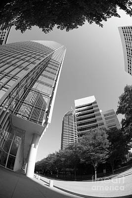 Photograph - Midtown Atlanta by David Bearden