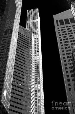 Photograph - Midtown Giants by John Rizzuto