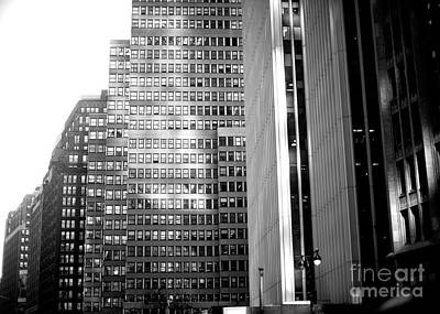 Photograph - Midtown Light by John Rizzuto
