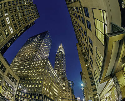 Mamiya Photograph - Midtown Manhattan by Darren Maxwell