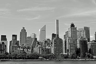 New York Photograph - Midtown No. 6-2 by Sandy Taylor
