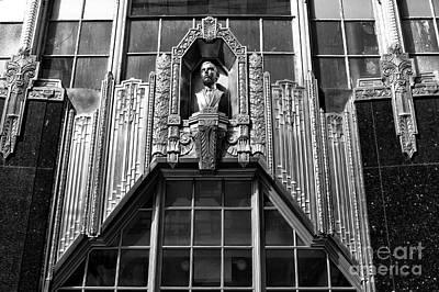 Photograph - Midtown Watcher by John Rizzuto
