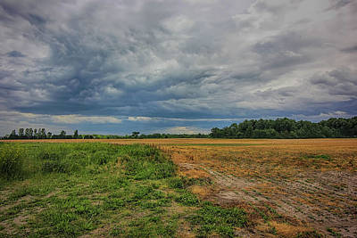 Photograph - Midwest Weather by Pat Cook