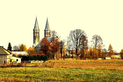 Photograph - Miedzierza Church by Henryk Gorecki