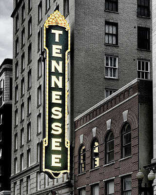 Photograph - Might Tennessee Crop by Sharon Popek