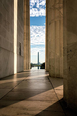 Photograph - Mighty Columns by Ryan Wyckoff
