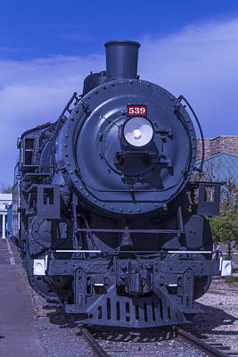 Photograph - Mighty Grand Canyon Engine 539 by Garry Gay