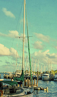 Photograph - Mighty Masts by JAMART Photography