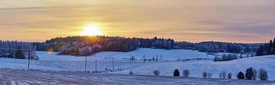 Photograph - Mihari Sunset by Jouko Lehto