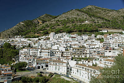 Photograph - Mijas by Rod Jones