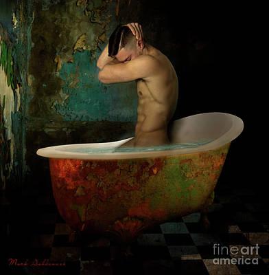 Exposed Digital Art - Mike 36 by Mark Ashkenazi