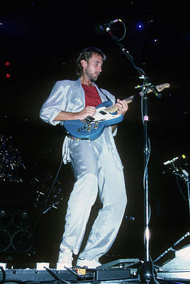 Photograph - Mike Rutherford by Rich Fuscia