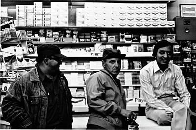 Photograph - Mikes Corner Store by Brian Sereda