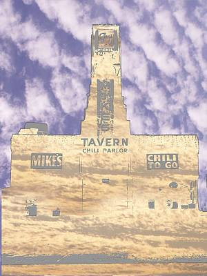 Seattle Taverns Photograph - Mikes by Tim Allen
