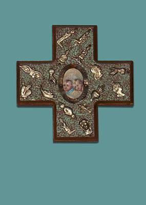 Photograph - Milagro Cross by Anne Cameron Cutri