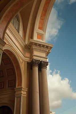 Milan Arches Art Print by Art Ferrier
