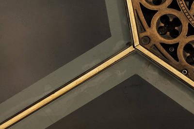Milano Geometry 1 Art Print by Art Ferrier