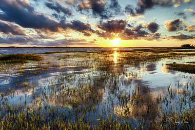 Photograph - Mildred's Sunset by Jody Merritt