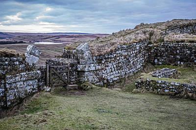 Photograph - Milecastle 37 by David Pringle