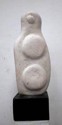 Milena Sculpture - Milena Lah by Milena Lah
