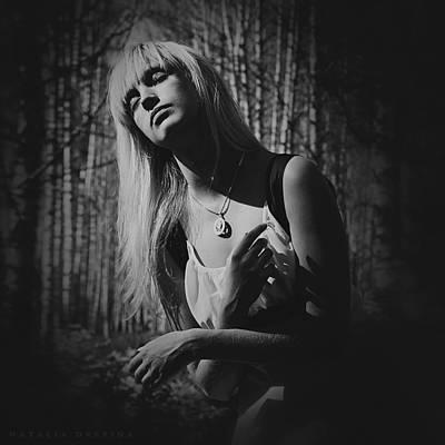 Photograph - Milena by Natalia Drepina