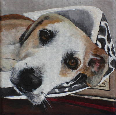 Painting - Miles by Carol Russell
