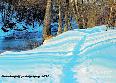Photograph - Miles To Go by Tami Quigley