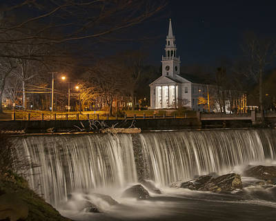 Photograph - Milford by Gary Lengyel