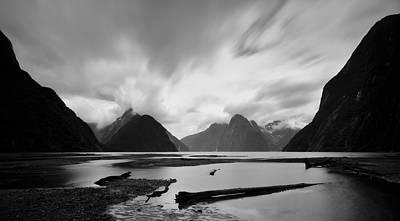 Photograph - Milford Sound 3 by Mihai Florea