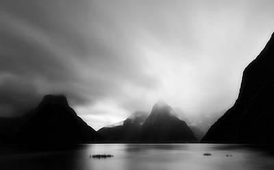 Photograph - Milford Sound by Mihai Florea