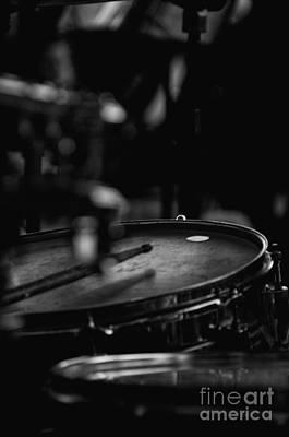 Photograph - Military Drum by Leonardo Fanini
