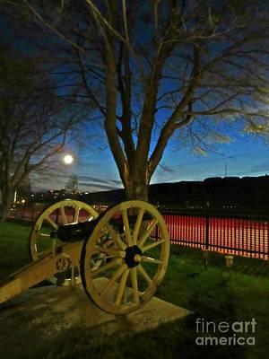 City Of Halifax Photograph - Military History by John Malone