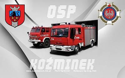 Military Osp Kozminek                    Art Print