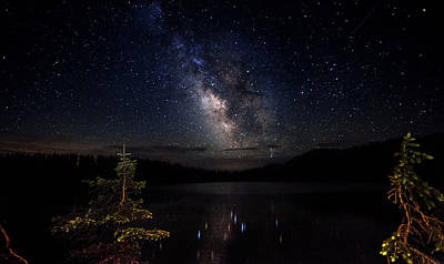 Photograph - Milky Way 3 by Steven Reed