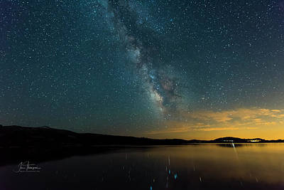 Photograph - Milky Way 5 by Jim Thompson