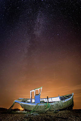 Photograph - Milky Way Above by Kelvin Trundle